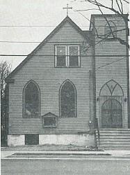 The original Church (c1980).