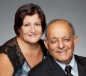 Genevieve & George Lawen (2014 recipient).