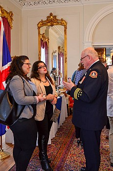 Doors Open 2015 Gala at Province House.