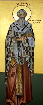 Saint James, Brother of the Lord